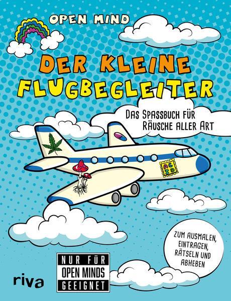 Der kleine Flugbegleiter - Das Spaßbuch für Räusche aller Art (Mängelexemplar)