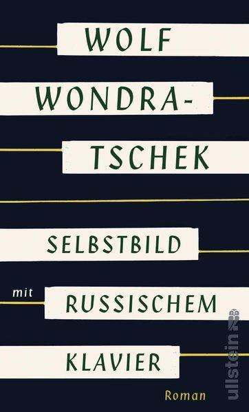 Selbstbild mit russischem Klavier - Roman (Mängelexemplar)