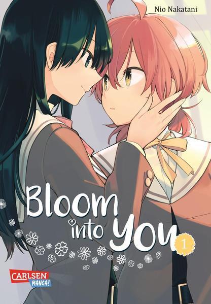 Bloom into you 1 (Mängelexemplar)