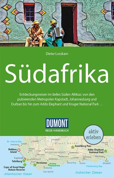 DuMont Reise-Handbuch Reiseführer Südafrika - mit Extra-Reisekarte (Mängelexemplar)