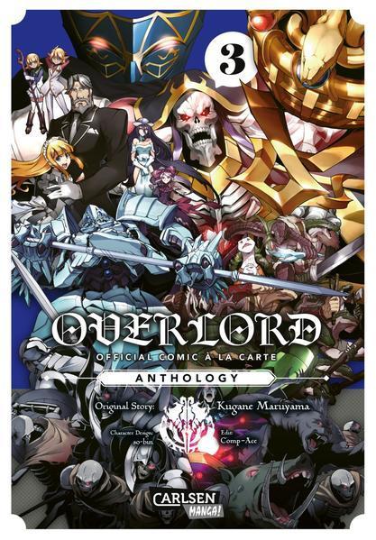 OVERLORD Official Comic À La Carte Anthology 3 (Mängelexemplar)