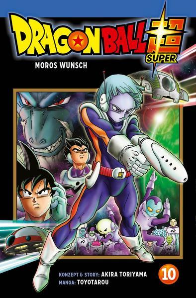 Dragon Ball Super 10 (Mängelexemplar)