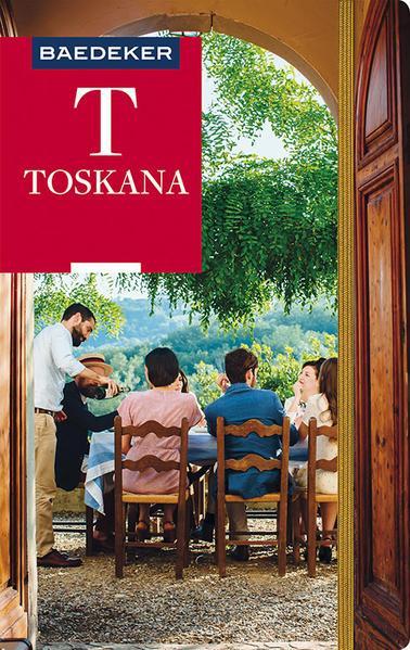 Baedeker Reiseführer Toskana - mit praktischer Karte EASY ZIP (Mängelexemplar)