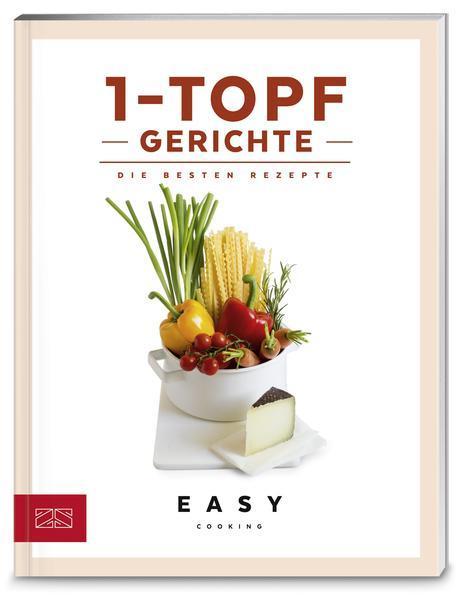 1-Topf-Gerichte - Die besten Rezepte (Mängelexemplar)