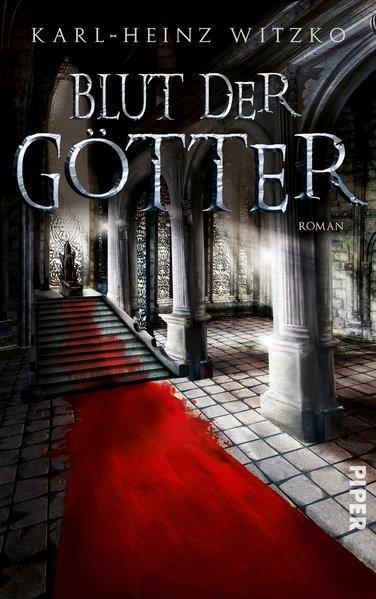 Blut der Götter - Roman