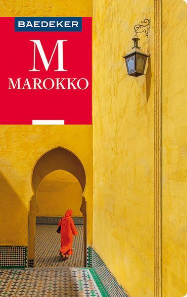 Baedeker Reiseführer Marokko - mit praktischer Karte EASY ZIP (Mängelexemplar)