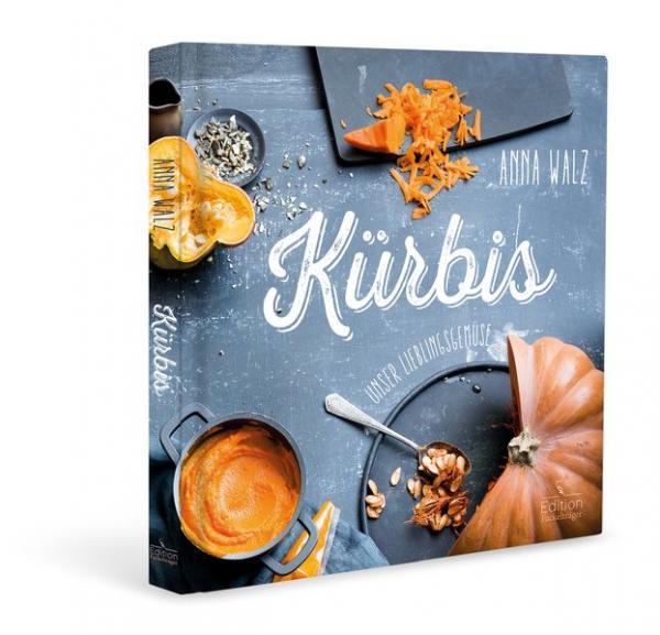 Kürbis - Unser Lieblingsgemüse (Mängelexemplar)
