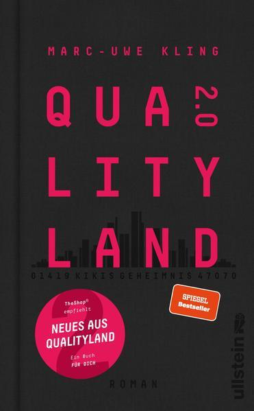 QualityLand 2.0 - Kikis Geheimnis (Mängelexemplar)