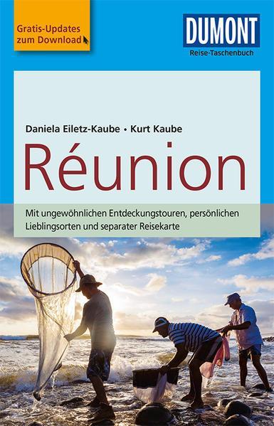 DuMont Reise-Taschenbuch Reiseführer Reunion - mit Online-Updates (Mängelexemplar)