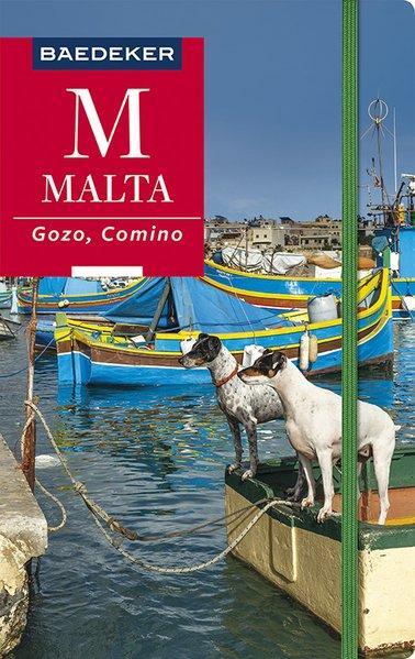 Baedeker Reiseführer Malta, Gozo, Comino - mit praktischer Karte EASY ZIP (Mängelexemplar)