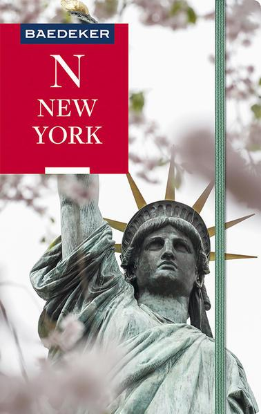 Baedeker Reiseführer New York - mit praktischer Karte EASY ZIP (Mängelexemplar)