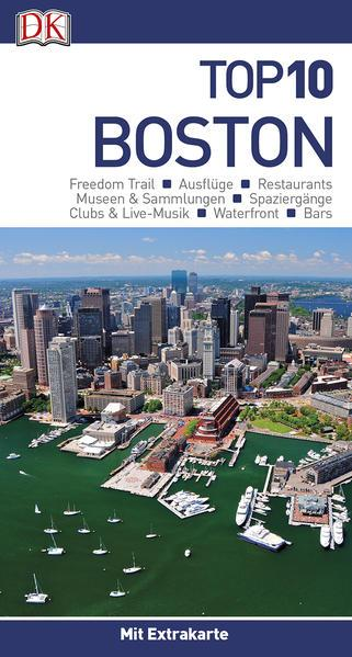 Top 10 Reiseführer Boston - mit Extra-Karte und kulinarischem Sprachführer (Mängelexemplar)