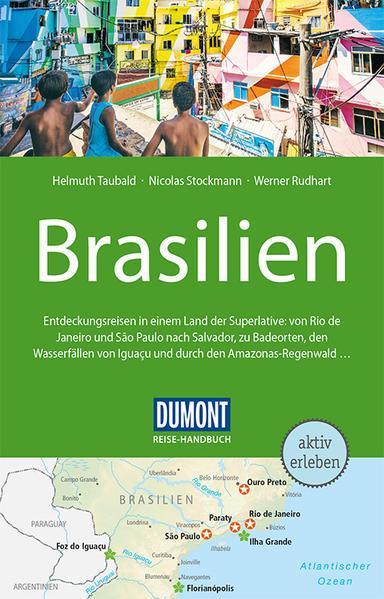 DuMont Reise-Handbuch Reiseführer Brasilien - mit Extra-Reisekarte (Mängelexemplar)