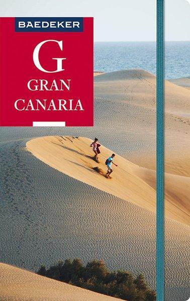 Baedeker Reiseführer Gran Canaria - mit praktischer Karte EASY ZIP (Mängelexemplar)