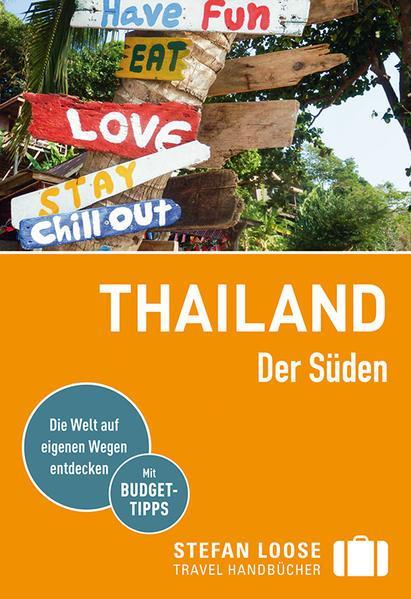 Stefan Loose Reiseführer Thailand Der Süden - mit Reiseatlas (Mängelexemplar)