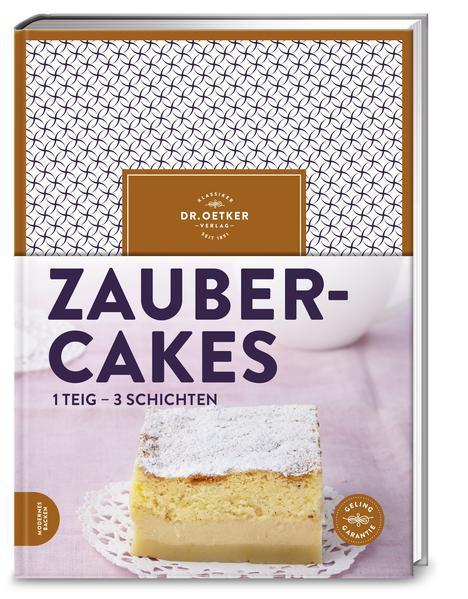 Zauber-Cakes (Mängelexemplar)