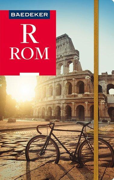 Baedeker Reiseführer Rom - mit praktischer Karte EASY ZIP (Mängelexemplar)