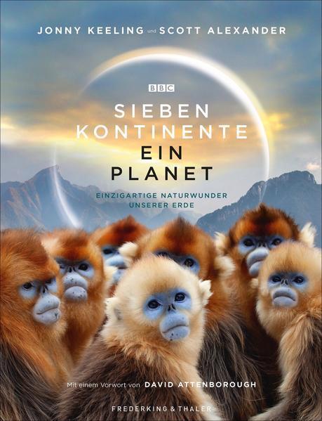 Sieben Kontinente – Ein Planet - Einzigartige Naturwunder unserer Erde (Mängelexemplar)