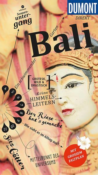 DuMont direkt Reiseführer Bali - Mit großem Faltplan (Mängelexemplar)