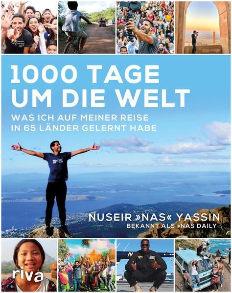 1000 Tage um die Welt - Was ich auf meiner Reise in 65 Länder gelernt habe (Mängelexemplar)