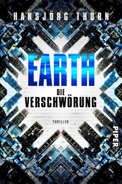 Earth – Die Verschwörung - Thriller (Mängelexemplar)