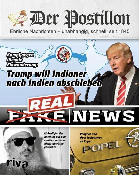 Der Postillon - Real News (Mängelexemplar)