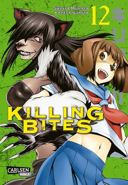 Killing Bites 12 (Mängelexemplar)