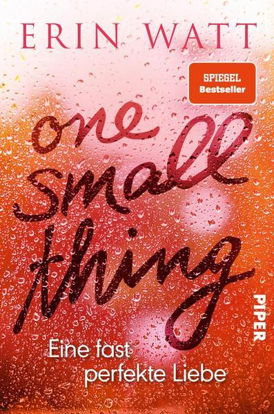 One Small Thing – Eine fast perfekte Liebe (Mängelexemplar)