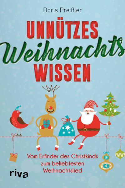 Unnützes Weihnachtswissen - Vom Erfinder des Christkinds (Mängelexemplar)