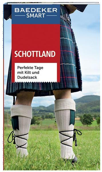 Baedeker SMART Reiseführer Schottland - Tage mit Kilt und Dudelsack (Mängelexemplar)