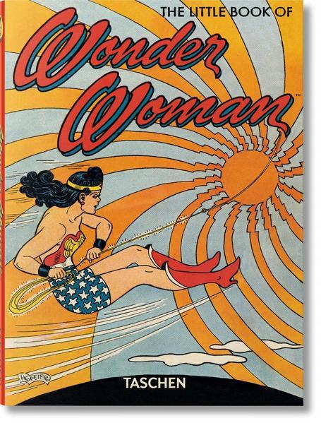 The Little Book of Wonder Woman (Mängelexemplar)