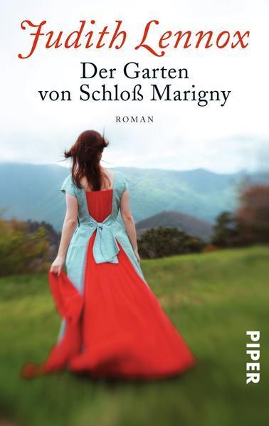 Der Garten von Schloß Marigny - Roman (Mängelexemplar)