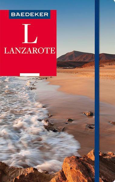 Baedeker Reiseführer Lanzarote - mit praktischer Karte EASY ZIP (Mängelexemplar)