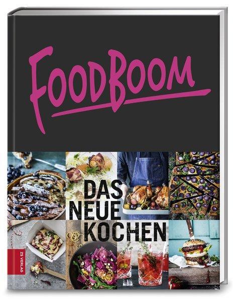 Foodboom - Das neue Kochen (Mängelexemplar)