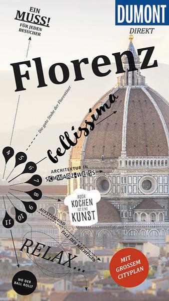 DuMont direkt Reiseführer Florenz - Mit großem Cityplan (Mängelexemplar)