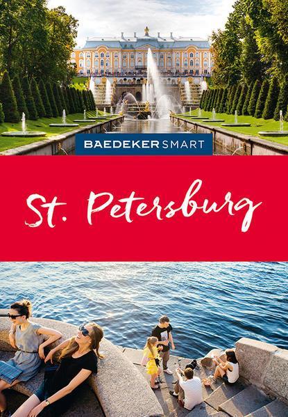 Baedeker SMART Reiseführer St. Petersburg (Mängelexemplar)