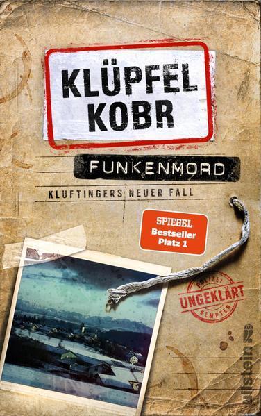 Funkenmord - Kluftingers neuer Fall (Mängelexemplar)