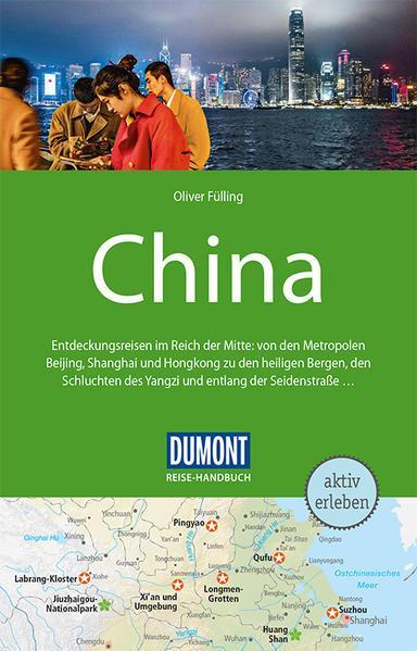 DuMont Reise-Handbuch Reiseführer China - mit Extra-Reisekarte (Mängelexemplar)