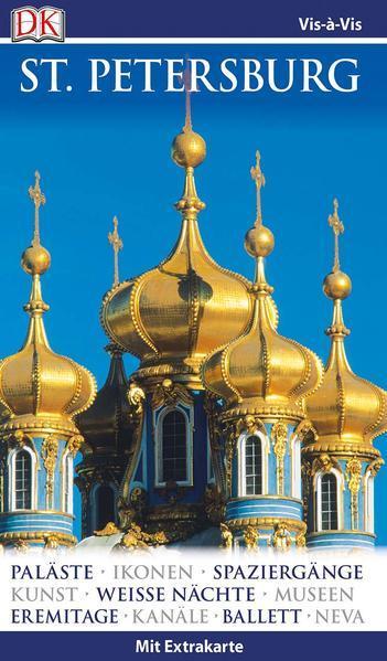 Vis-à-Vis Reiseführer Sankt Petersburg - mit Extra-Karte und Mini-Kochbuch (Mängelexemplar)