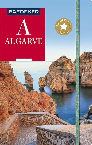 Baedeker Reiseführer Algarve - mit praktischer Karte EASY ZIP (Mängelexemplar)