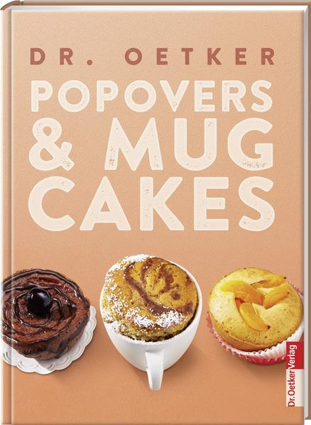 Pop Overs & Mug Cakes (Mängelexemplar)
