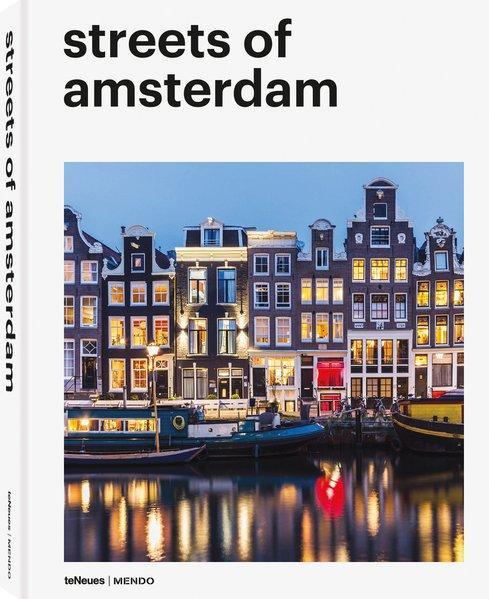 Streets of Amsterdam - Bildband
