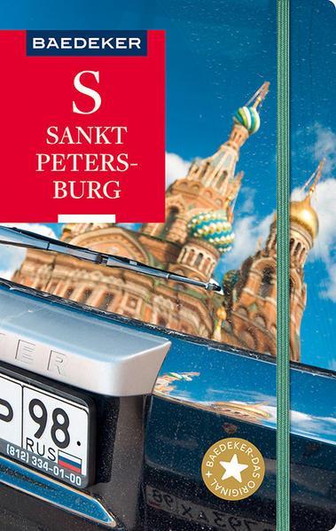 Baedeker Reiseführer Sankt Petersburg - mit praktischer Karte EASY ZIP (Mängelexemplar)