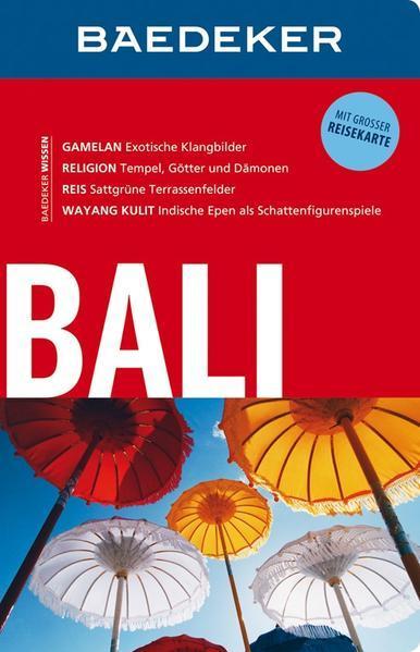 Baedeker Reiseführer Bali - mit GROSSER REISEKARTE (Mängelexemplar)
