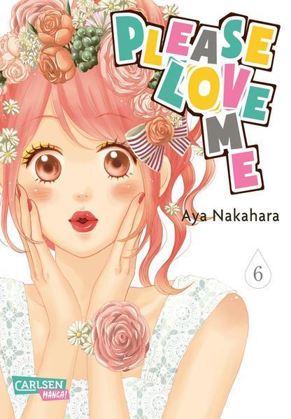 Please Love Me 6 (Mängelexemplar)