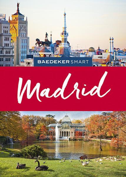 Baedeker SMART Reiseführer Madrid (Mängelexemplar)
