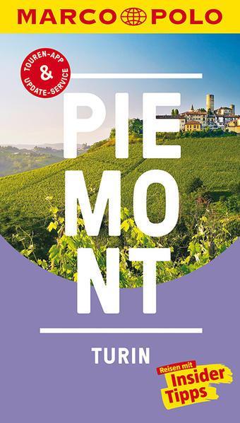 MARCO POLO Reiseführer Piemont, Turin - Reisen mit Insider-Tipps. (Mängelexemplar)