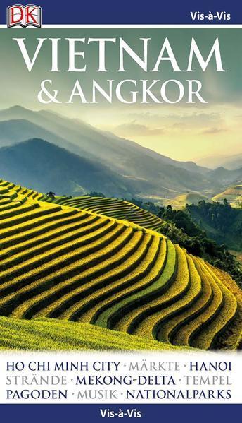 Vis-à-Vis Reiseführer Vietnam&Angkor - mit Mini-Kochbuch (Mängelexemplar)