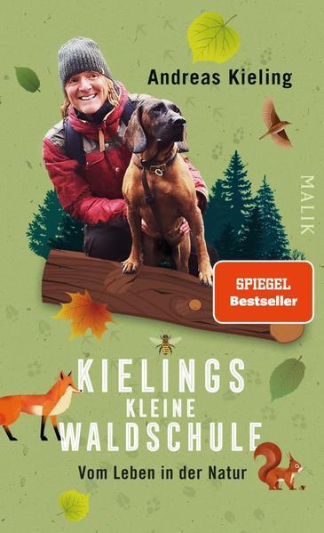 Kielings kleine Waldschule - Vom Leben in der Natur (Mängelexemplar)