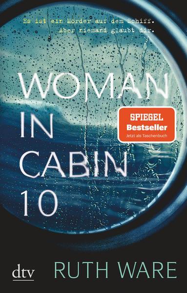 Woman in Cabin 10 - Thriller (Mängelexemplar)